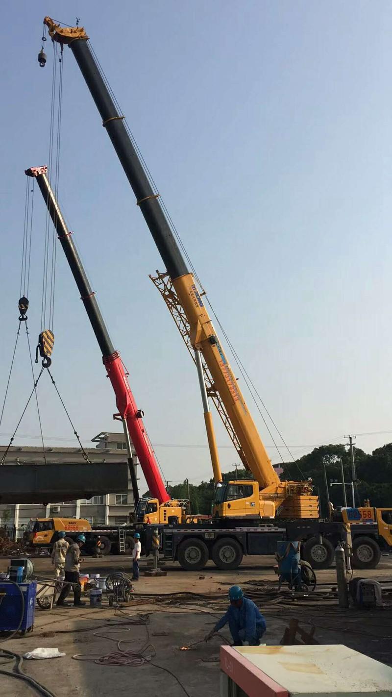 太仓机械吊装施工